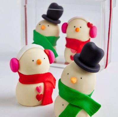 bonecos de neve_sucrier