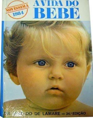 Rinaldo Delamare a vida do bebê