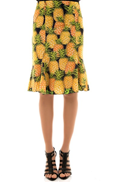 saia abacaxi