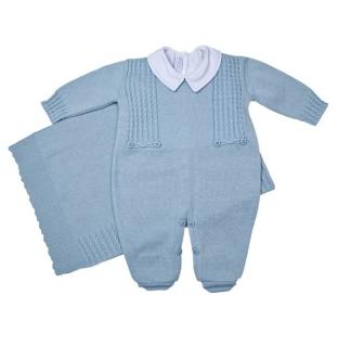 azul bebe