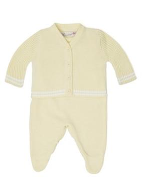 saida de maternidade amarela