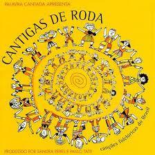cd crianca CANTIGAS DE RODA