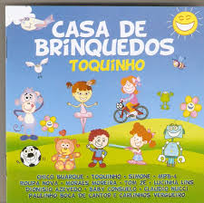 cd crianca CASA DE BRINQUEDOS