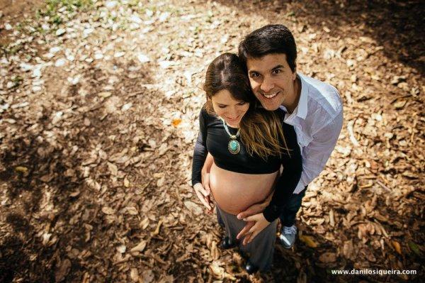 ensaio gravida 25