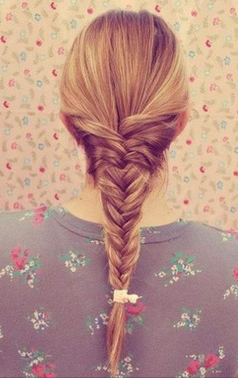 penteado tranca