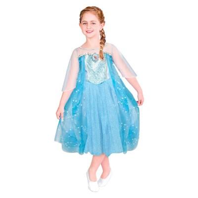 Fantasia-Infantil-Rainha-Elsa---Frozen---Rubies