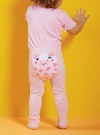 meia legging baby