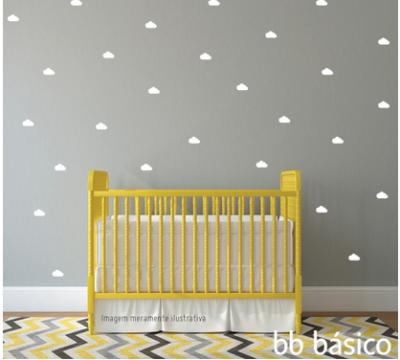 papel de parede quarto bebe