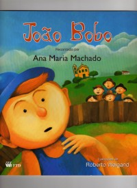 livro infantil joao bobo