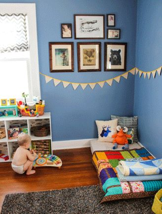 montessori quarto bebe crianca3