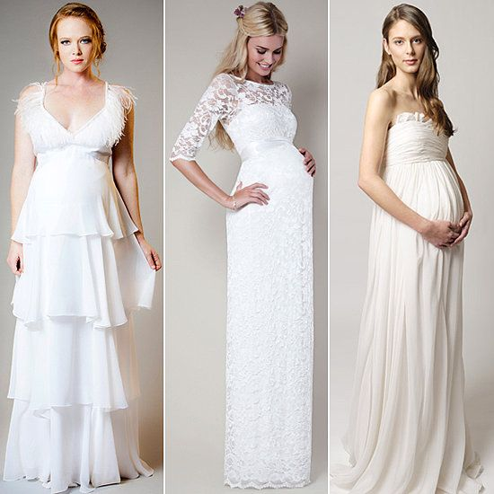 gravida noiva casamento