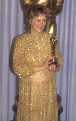 Meryl Streep (Photo by Barry King/WireImage)