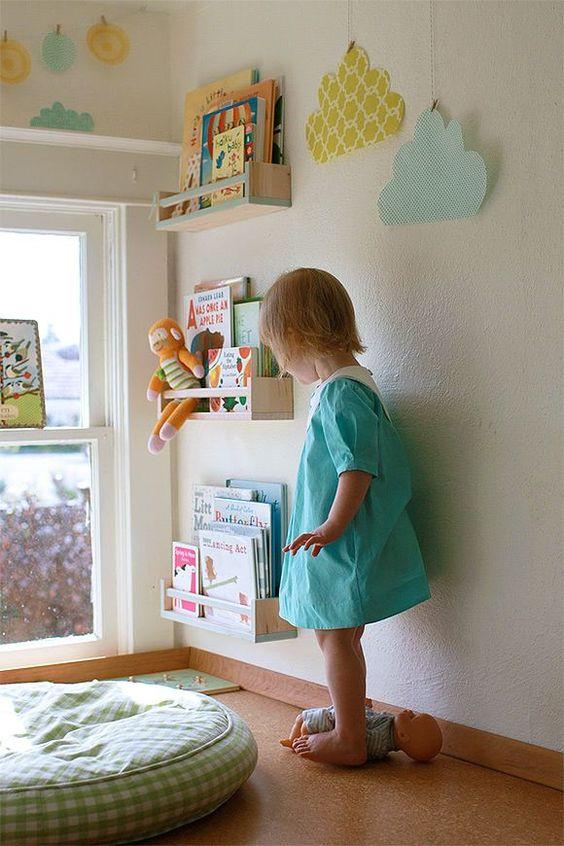 quarto montessoriano livros crianca10
