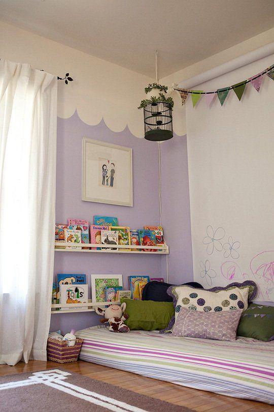 quarto montessoriano livros crianca12