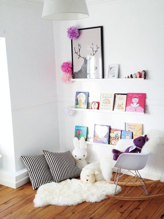 quarto montessoriano livros crianca3
