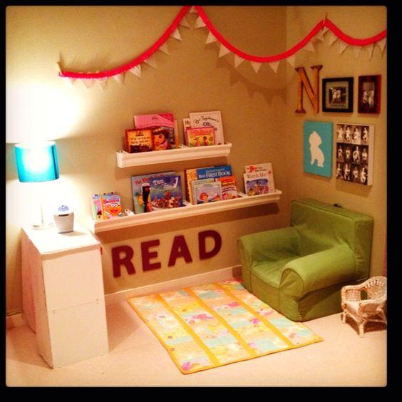 quarto montessoriano livros crianca6