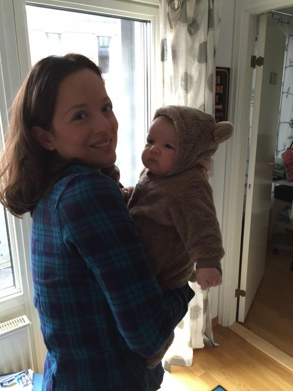noruega com criancas