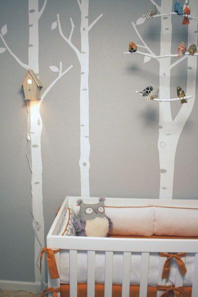 quarto lampada bebe11