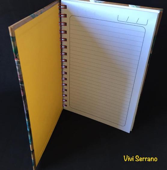 caderno para dia avo diy