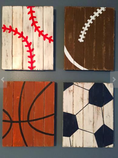 decoraca_esporte_quadros