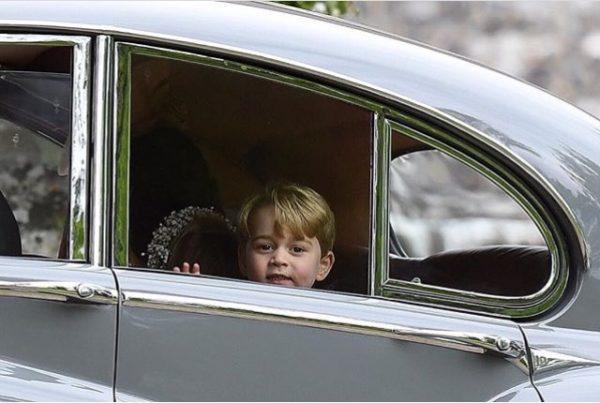 casamento pippa principe george charlotte