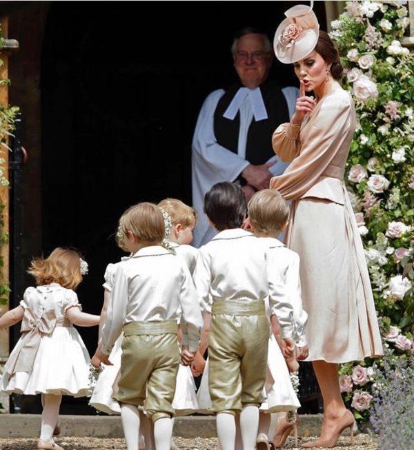 casamento pippa principe george charlotte3