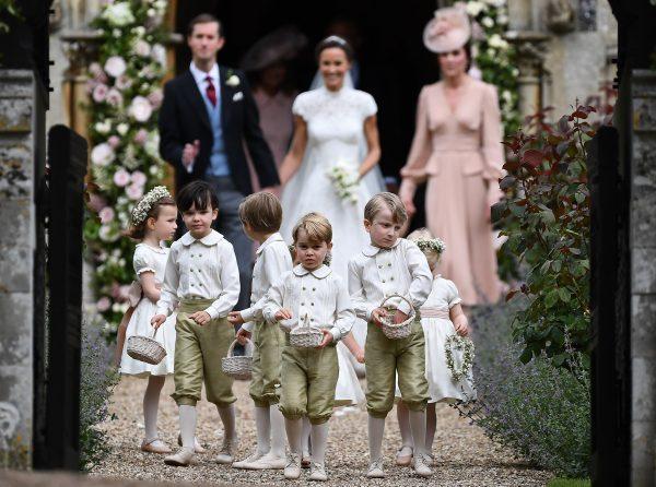 charlotte casamento daminha pajem princesa kate2