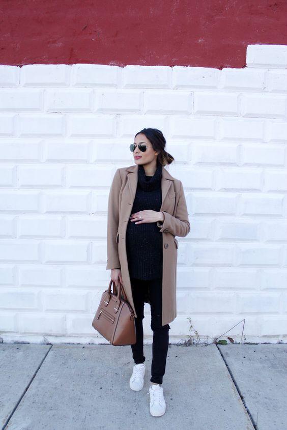 gravida estilo inverno look2