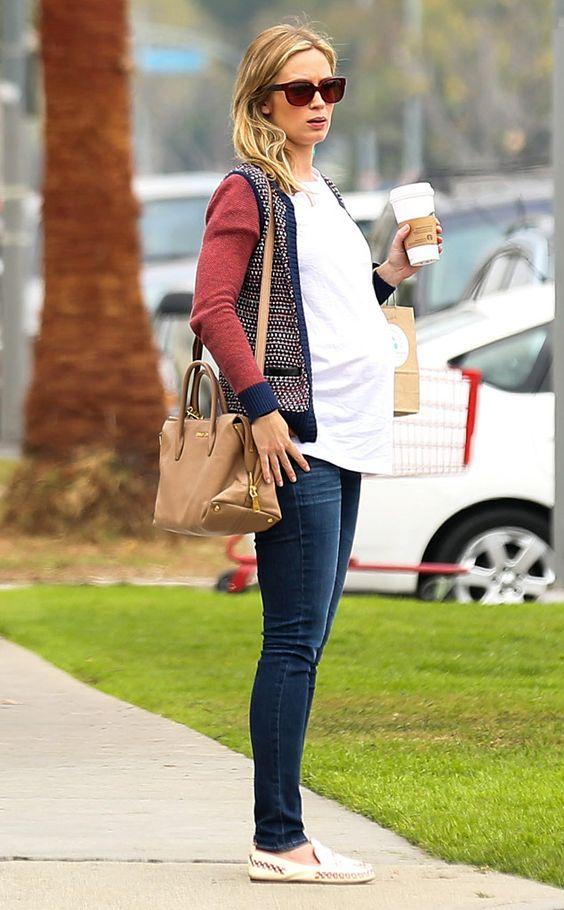 gravida estilo inverno look9